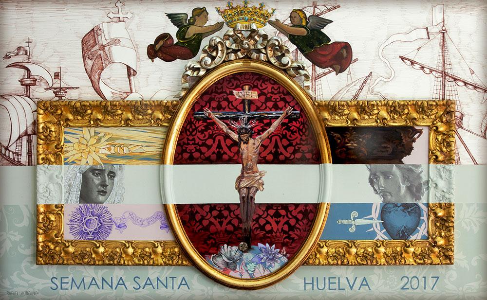 Cartel de la Semana Santa de Huelva 2017