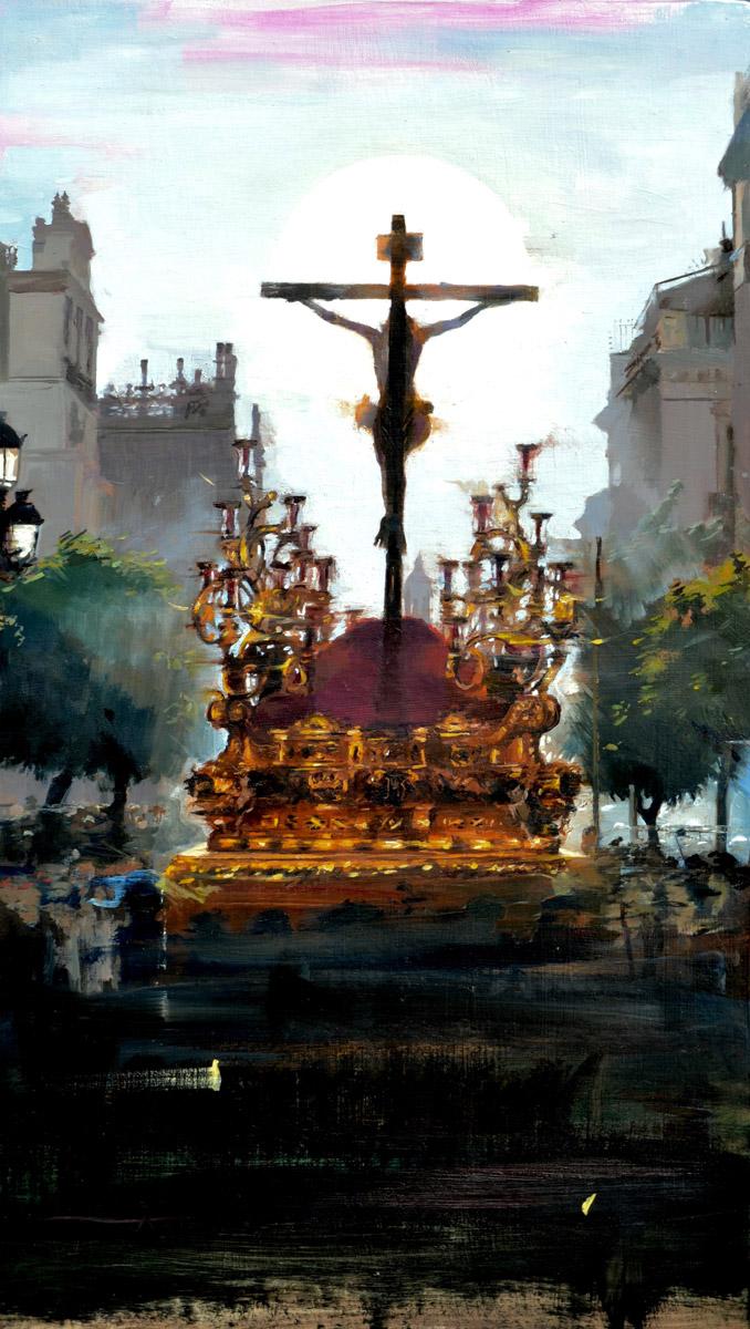 Portada del progama CADENA SER de Sevilla