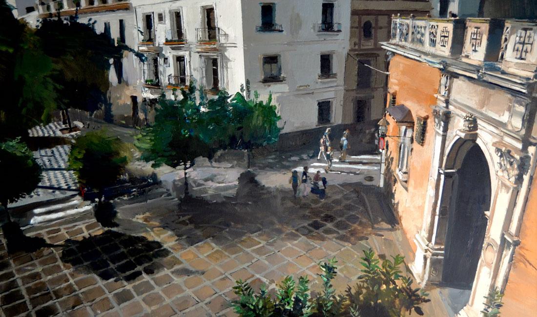 Plaza de Pilatos