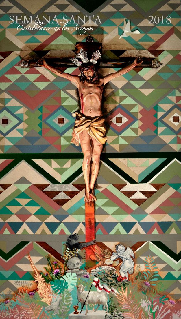 Cartel Semana Santa Castiblanco 2018